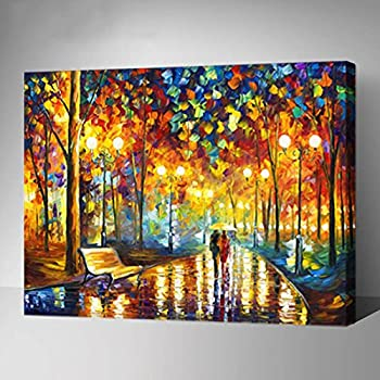 Diy Oil Painting Paint By Number Kits Worldwide Famous