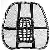 Silla ergonómica respaldo y asiento de coche MWS