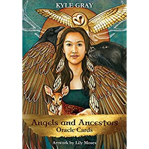 Angels and the Ancestors Oracle Cards: A 55-card Deck and Guidebook