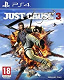 Square Enix Just Cause 3 PS4 Básico PlayStation 4 Alemán vídeo - Juego (PlayStation 4, Acción)