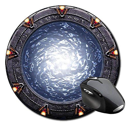 Preisvergleich Produktbild Stargate sg-1SG1D Badteppich rund Round Mousepad PC