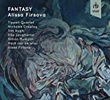 Alissa Firsova : Portrait de la compositrice. Crawley, Hugh, Laugharne, Mulligan, Van de Wiel, Firsova.