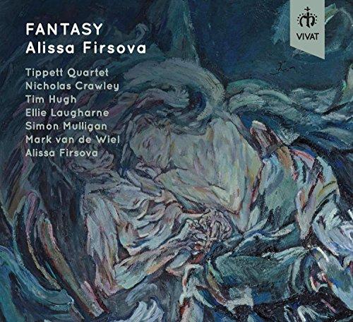 Alissa Firsova : Portrait de la compositrice. Crawley, Hugh, Laugharne, Mulligan, Van de Wiel, Firsova.
