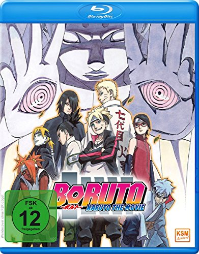 Boruto - Naruto The Movie (2015) [Blu-ray]