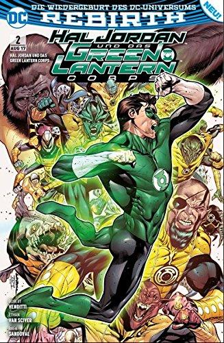 Hal Jordan und das Green Lantern Corps: Bd. 2: Folter (Lantern Green Hal Jordan)