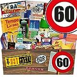 DDR Paket | 60 Geburtstag | Geschenk Ideen Papa | Spezial Geschenk Box