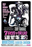 7 Faces of Dr. Lao Movie Poster (68,58 x 101,60 cm)