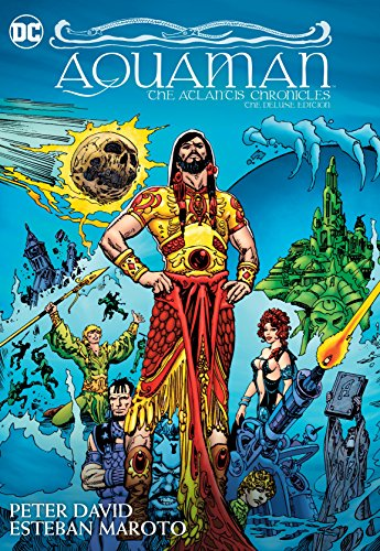 Aquaman: The Atlantis Chr