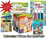 Brauns-Heitmann Ostereier-Färbe-Set für die ganze Familie als Komplettpaket für Groß