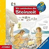 Wir entdecken die Steinzeit. CD (Wieso? Weshalb? Warum?) -
