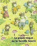 Iwamura/Pique-Nique Famille Souris