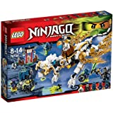 LEGO - Ninjago 70734 Il Dragone Del Maestro Wu