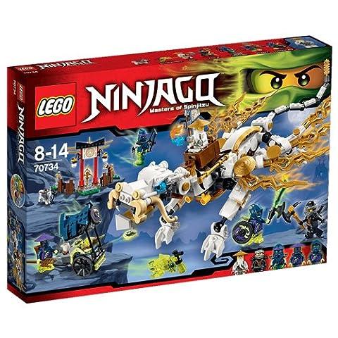 Lego Dragon - LEGO Ninjago - 70734 - Playthèmes -
