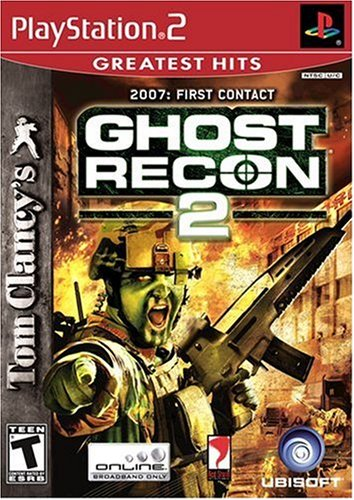 Tom Clancy's Ghost Recon 2: First Contact (Greatest Hits) (Greatest Hits-ps2)