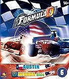 Asmodee  ASMFDC6 - Formula D Circuits 6 - Austin und Nevada Ride, Brettspiel