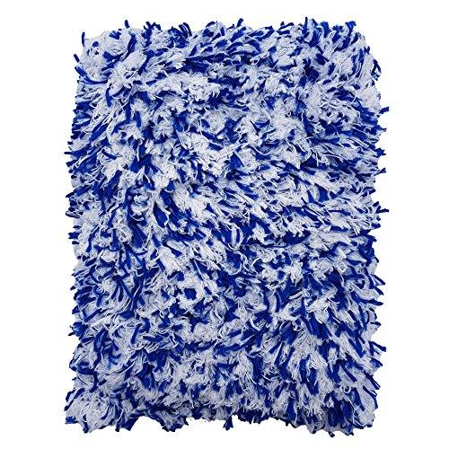 CLEANBOB Premium XXL Waschschwamm aus Extrem saugfähiger Microfaser – Profi Autoschwamm Zum Auto Waschen und Reinigen – Mikrofaser Schwamm für die Professionelle Autopflege