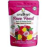 Pradhan WellGrower Rose Food Organic Fertilizer and Manure 500 gm