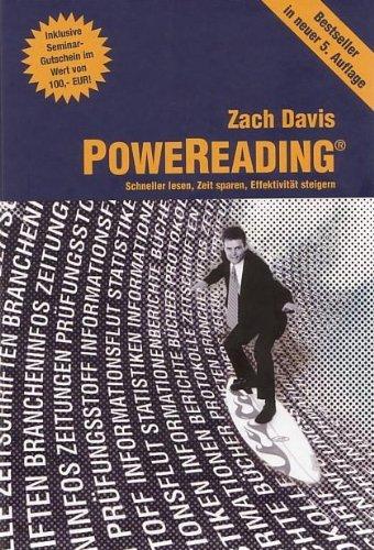 Peoplebuilding PoweReading®: Schneller lesen, Zeit sparen, Effektivität steigern