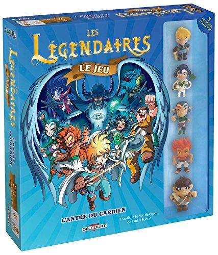 Les Lgendaires - Le jeu - L'antre du gardien.