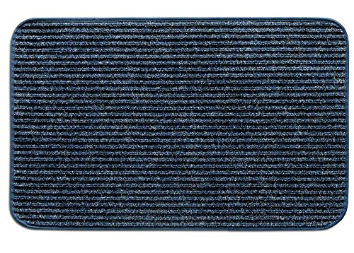 Prest-O-Fit 2-0452 Ruggids Door Mat Midnight Blue 19 In. x 30 In.
