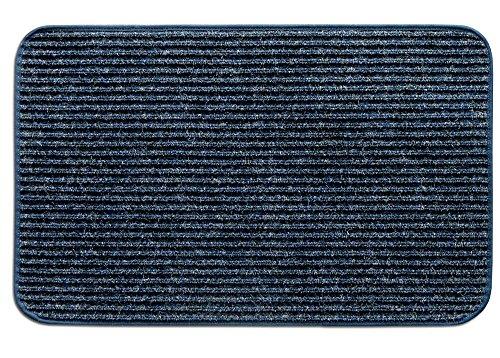 Prest-O-Fit 2–0452ruggids Fußmatte Midnight Blau 19in. x 30in.