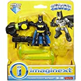 Fisher-Price Imaginext DC Super Friends Thunder Punch Batman Toy by Fisher-Price