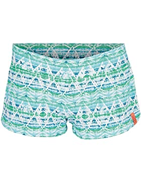 Chiemsee–Pantaloncini da bambina linea Junior Swims, Bambina, LINEA JUNIOR, Batastico Green, 152