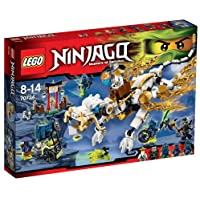 LEGO 70734 Ninjago Master Wu Dragon