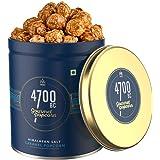 4700BC Gourmet Popcorn, Himalayan Salt Caramel, Tin, 110g