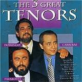 Three Great Tenors by 3 Great Tenors