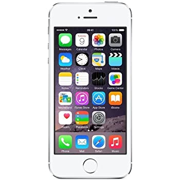 Apple iPhone 5S 16GB Unlocked White / Silver