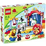 LEGO - 5593 - Jeu de construction - DUPLO LEGOVille - Le cirque by LEGO