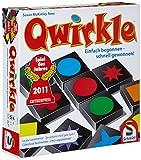 Schmidt Spiele 49014 - Qwirkle Legespiel