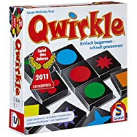 Schmidt-Spiele-49014-Qwirkle-Legespiel-Spiel-des-Jahres-2011 Schmidt Spiele 49014 – Qwirkle Legespiel, Spiel des Jahres 2011 -
