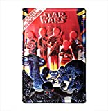 Star Wars - Cantina Band Bleschilder Retro - Blechschild Vintage Film - 20x30 - Lizenziertes Originaldesign -LOGOSHIRT