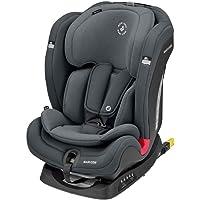 Maxi-Cosi Titan Plus, Mitwachsender Kindersitz mit ISOFIX, ClimaFlow Funktion und Liegeposition, Gruppe 1/2/3 Autositz…