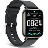 """andfive Smartwatch, Relojes Inteligente con Pantalla Táctil de 1.69"""", Reloj Deportivo para Hombre Mujer niños, Monitor de Sue"""