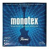 Fisoma F2200SL Monotex | E-Gitarrensaiten 09-41 | geschliffen | Flatwound | NEU