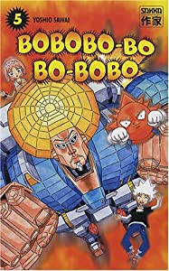 Bobobo-Bo Bo-Bobo Edition simple Tome 5