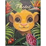 Erik - Album Photo Disney Le Roi Lion - 100 pochettes - 10 x 15 cm