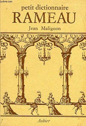 Petit Dictionnaire Rameau