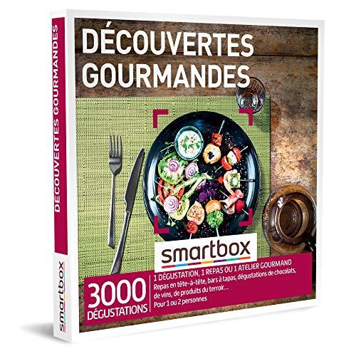 SMARTBOX - Coffret Cadeau Saint Valentin Homme, Femme ou Couple - Idée cadeau...