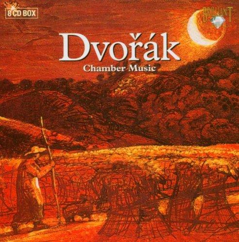 Dvorak - Intégrale de la musique de chambre