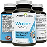 Water Pills for Bloating - Weight Loss Supplement for Women and Men
