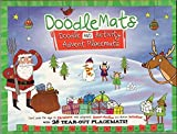 Doodle and Activity Advent Placemats: With 36 Tear-Out Doodle Placemats! (Doodle Mats) by Gemma Barder (2014-10-01) bei Amazon kaufen