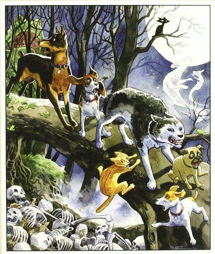 LOS ANIMALES DE BURDEN HILL: RITOS PELUDOS (INFANTIL Y JUVENIL) - 9788467907032 por Evan Dorkin