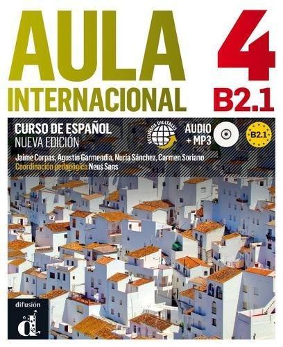 Aula internacional 4 B2.1 (1CD audio)