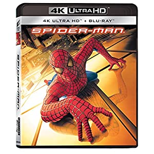 Spider-Man (Blu-Ray 4K Ultra HD + Blu-Ray)