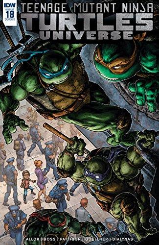 Teenage Mutant Ninja Turtles Universe #18 (English Edition ...