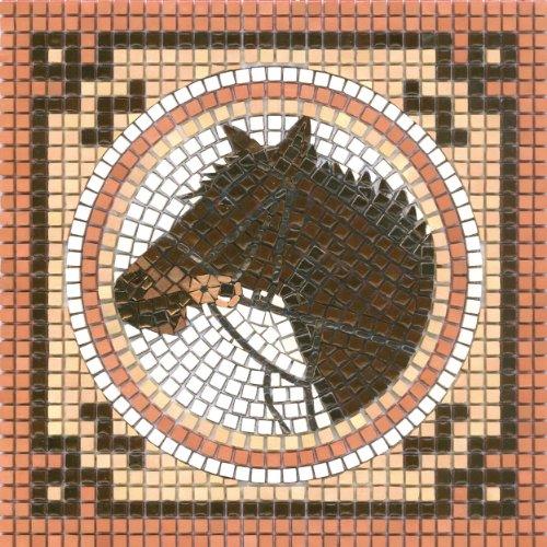 mosaic kit ,20x20cm, Horse